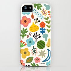 Spring iPhone & iPod Case by goolygooly - $35.00