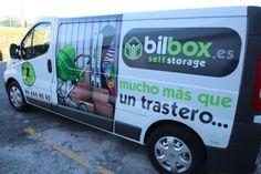 Te prestamos nuestra furgoneta para que puedas traer tus enseres. 4 horas gratis para el traslado, ¡consúltanos sin compromiso!