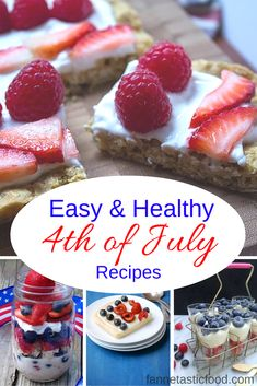 Healthy 4th of July