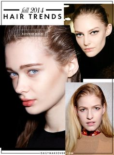 Top 5 Hair Trends for Fall 2014 - Daily Makeover