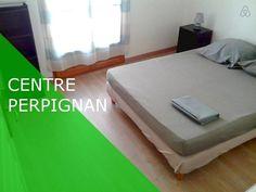 Vacances au Village d'Argelès: Appart WI-FI - Centre Ville de Perpignan