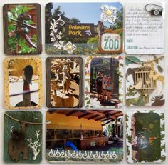 Project life Zoo Project Life, Scrapbook, Baseball Cards, Projects, Log Projects, Scrapbooks, Tile Projects, Guest Books