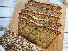 Low Carb Brot, Eiweißbrot, Brot, Bread, backen, Quark, Rezept, Thermomix, Gluten frei, Thermomixrezepte, Bread, baking, TM5, Pampered Chef, Stoneware, Steinofen
