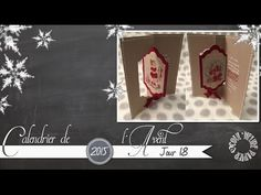 Stampin Up, Pop Up, Advent Calendar, Origami, Holiday Decor, Cards, Diy, Big Shot, Mixed Media
