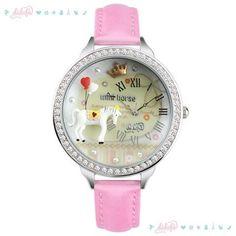My favorite watch!  Is my happy horse www.gioielleriagozzoli.com #horse #watch #3d #didofa