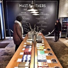 Mast Brothers Chocolate Factory