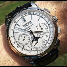 KSK LUXURY Connoisseur || + ||*Patek Phillipe Chronograph