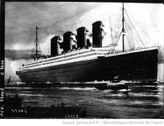 Over 100 years ago, RMS Titanic embarked on its ill-fated maiden voyage from Southampton. Titanic's passengers included some of the wealthiest people in the world, as well as over a thousand emigrants from Great Britain, Ireland, Scandinavia and elsewhere seeking a new life in North America. http://europeana.eu/portal/record/9200103/4160BE9F828AD19AA19008CFD935568021386051.html