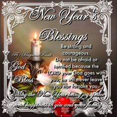 New Year Blessings Pictures, Photos, and Images for Facebook, Tumblr, Pinterest, and Twitter