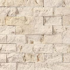Vanilla Brick Travertine Mosaic - 12in. x 12in. - 932100203 | Floor and Decor