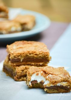 S'mores Bars <3