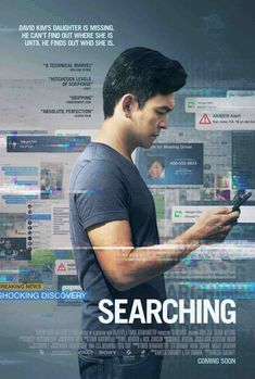 IMDB Ratings: Directed: Aneesh Chaganty Released Date: 31 August 2018 Genres: Drama ,Mystery ,Thriller Languages: Hindi ,English Film Stars: John Cho, 2018 Movies, Hd Movies, Movies To Watch, Movies Online, Movies And Tv Shows, Movie Tv, Movies Point, Film Watch, John Cho