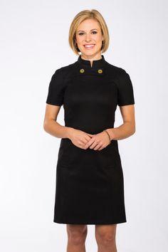 Tessa Bonhomme, Cold Shoulder Dress, Dresses For Work, Fashion, Moda, Fashion Styles, Fashion Illustrations