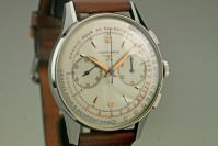 LONGINES Chronograph Stainless Steel 1960's