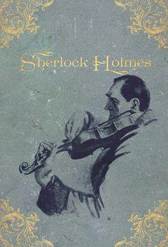 """""""literature is my utopia."""" - helen keller — eyes-ofmars: """"My name is Sherlock Holmes. It is..."""