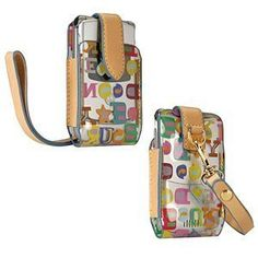 Dooney & Bourke Clear Cell Phone Case NEW w/Tag (Wireless Phone Accessory)
