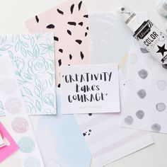 What actually IS Get Messy? Well we are showing you exactly what it is today! Follow the link in our profile to take a special behind the scenes look at the members only area of the blog and when you register this week you get these amazing printables plus so many more! Check it out! #getmessyartjournal