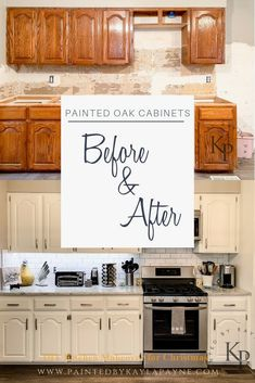 Kitchen Cabinets In Alabaster - Painted by Kayla Payne - DIY-kitchen-cabinet-ideas Classic Kitchen, New Kitchen, Kitchen Decor, Kitchen Ideas, Kitchen Inspiration, Kitchen Layout, Kitchen Hacks, Minimal Kitchen, Rustic Kitchen