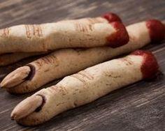 Doigts de sorcière à croquer pour halloween Ingrédients