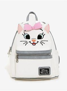 Loungefly Disney The Aristocats Marie Character Mini Backpack 1daccdd39041b