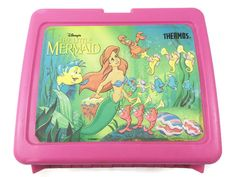 A personal favorite from my Etsy shop https://www.etsy.com/listing/257445184/vintage-disneys-the-little-mermaid-lunch