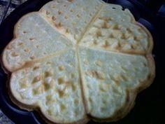 Cozinhar sem ovos: Waffles (sem ovo... nem substituto!)