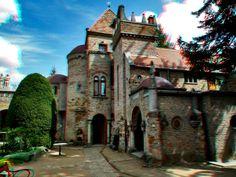 Székesfehérvár - Bory vár 3d Photo, Photo Art, Hungary, Mansions, House Styles, Travel, Decor, Viajes, Decoration