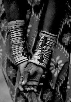 nothingpersonaluk:  tribal adornment I» edited /np