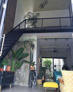 58 Ideas Diy Home Decor Rustic Floors For 2019 Minimalist House Design, Small House Design, Home Room Design, Cool House Designs, Minimalist Home, Modern House Design, Home Interior Design, Rustic Stairs, Rustic Floors