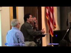 Confronting a US Congressman About Climate Engineering - YouTube