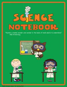 Interactive Science Notebook for Grades 4-5 product from The-Teaching-Bank on TeachersNotebook.com
