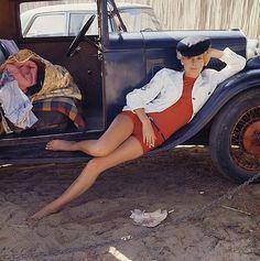 1962 Catherine Deneuve par Milton Greene