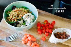 semi-homemade salad recipe