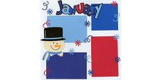 Januray-SINGLE PAGE 0118 | Out On A Limb Scrapbooking