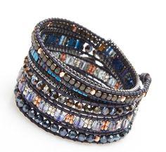 Roshanne Wrap Bracelet by Nakamol