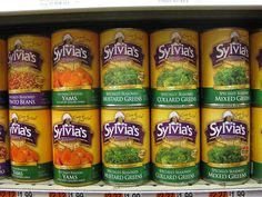 Sylvia the Queen of Soul Food