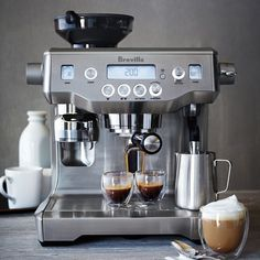 Espresso Machine Reviews, Best Espresso Machine, Cappuccino Machine, Breville Espresso Machine, Cappuccino Coffee, Latte Machine, Coffee Aroma, Coffee Pods, Hot Coffee