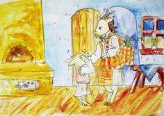. Illustrators, Children, Classic, Painting, Art, Young Children, Derby, Art Background, Boys