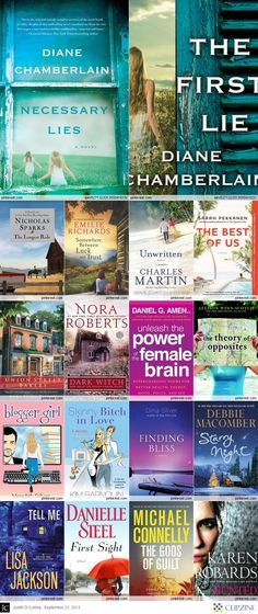 """Need to check these out ~2013 """"Must Read"""" Books"""