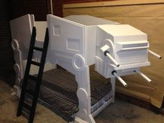 Star Wars Theme AT - AT Bunk Bed