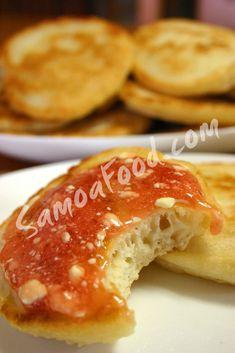 Samoan food and Samoan-inspired recipes