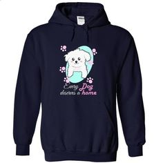 Every Maltese deserves a home ver2_33z - #sweatshirts for men #zip up hoodie. SIMILAR ITEMS => https://www.sunfrog.com/No-Category/Every-Maltese-deserves-a-home-ver2_33z-7382-NavyBlue-5127952-Hoodie.html?id=60505