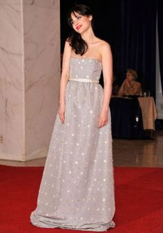Zooey Deschanel, White House Correspondents Association Dinner in Washington, DC
