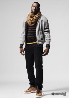 lebron james dress | LeBron James 10 new basketball shoes and clothing line from Nike. Nike ...