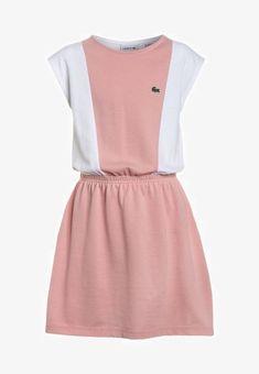 Lacoste Robe d'été - feerique/blanc - ZALANDO.CH Lacoste, Peplum, Summer Dresses, Ava, Birthday, Fashion, White People, Dress, Moda