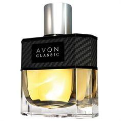 Avon Classic Erkek EDT Avon, Perfume Bottles, Beauty, Perfume Bottle, Beauty Illustration