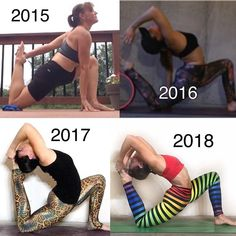 """4,500 Likes, 39 Comments - Yoga For The Non Flexible (@inflexibleyogis) on Instagram: """"On yesterday's transformation picture, someone asked how to get into wheel on forearms. . 1) Yes,…"""""""