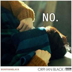 Saturday without orphan black