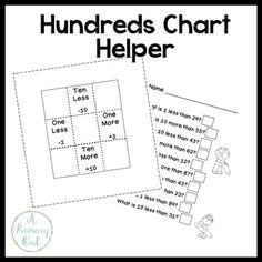 For This Activity Students Will Use Their Number Grid Skills To