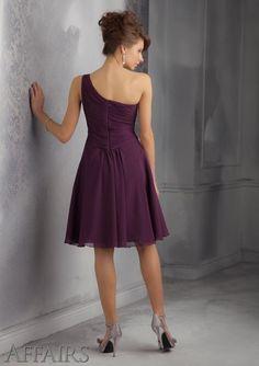 31043 Bridesmaids Dresses 31043 Chiffon Bridesmaid Dress